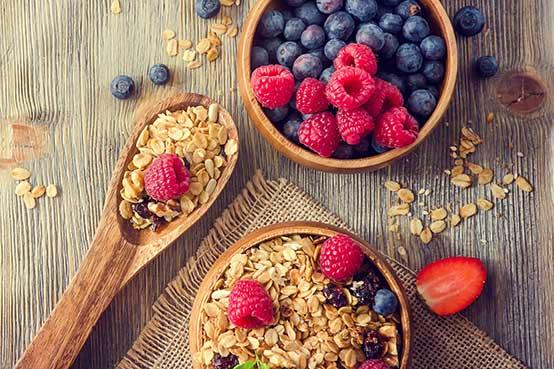 Uebersicht Nahrungsergaemzung